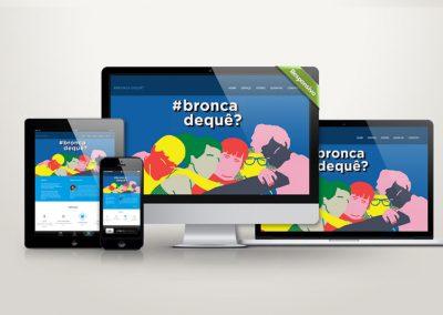 #Bronca Deque?